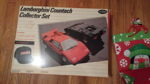 Incomplete Projects 2 - Lamborghini Kit 1