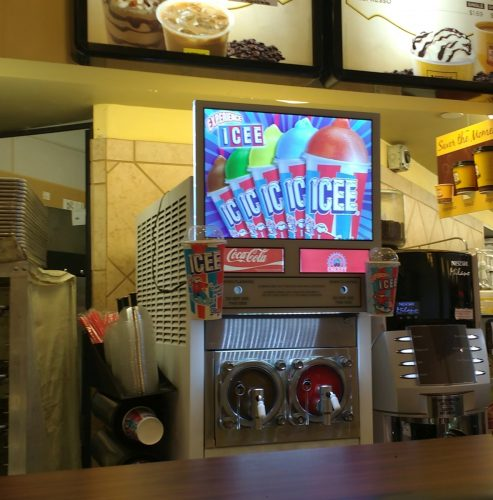 Summer's ICEE Guide: Nestle Toll House Café Icee Machine