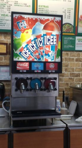 Summer's ICEE Guide: ICEE Machine At Walmart #4183 (Harvey Mitchell/2818)