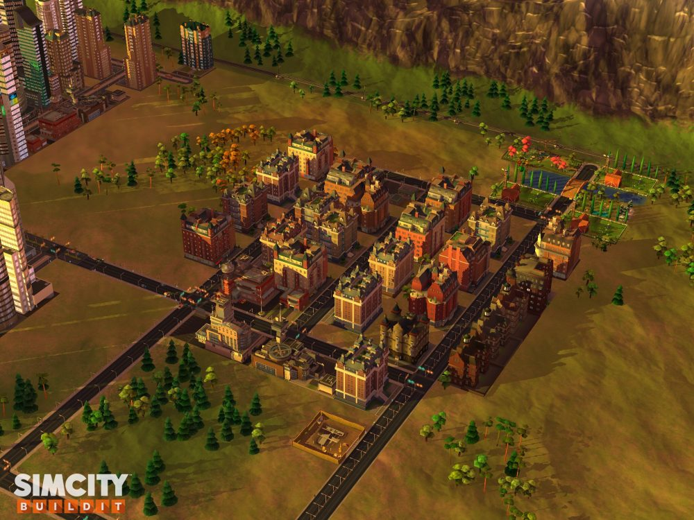 Eclectic Thoughts » SimCity BuildIt: Briefly Entertaining
